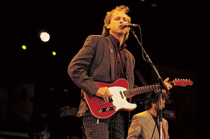 Dire Straits: The band that helped free Mandela [Courtesy: Tony Hollingsworth]