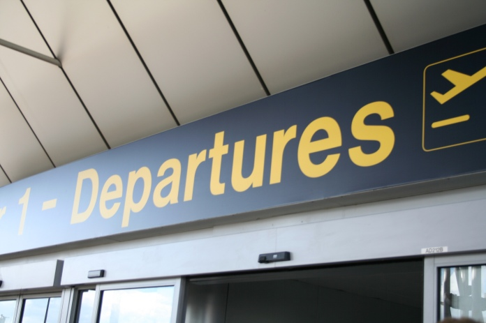 The airport offers a last chance for those who fear they are being taken abroad to be married to raise their concerns.