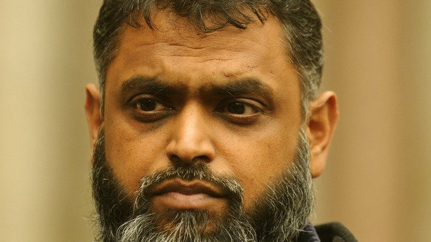CAGE director Moazzam Begg was arrested on Tuesday.