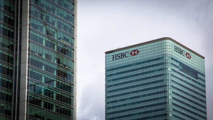 HSBC faces calls for a boycott after closing the accounts of some Muslim customers.